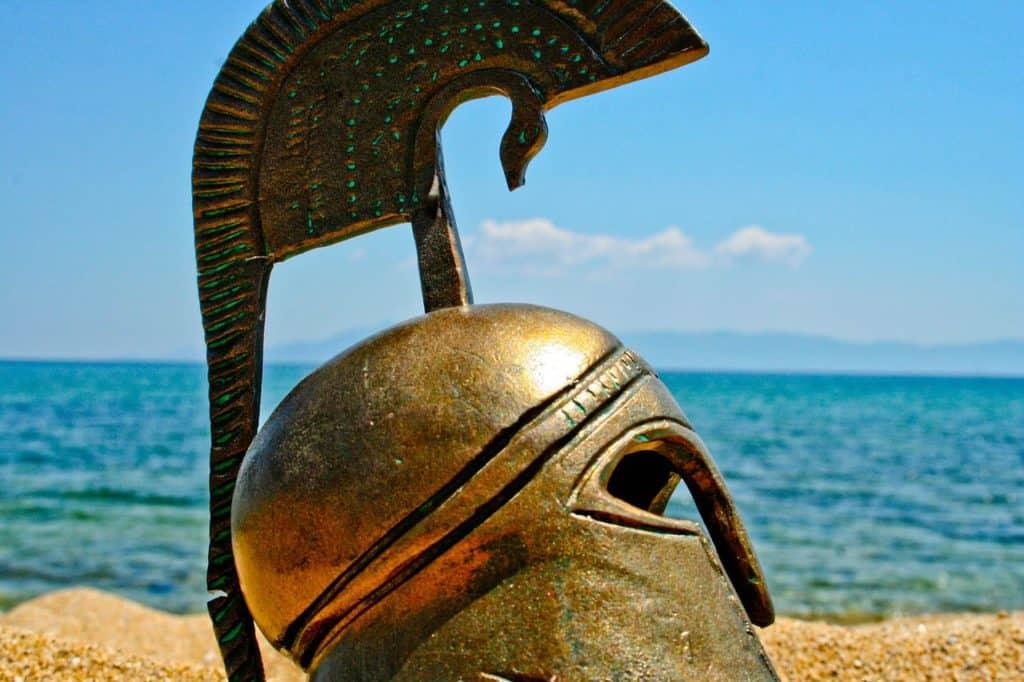 древний шлем лидерство и пассионарность статья Николая Рысёва